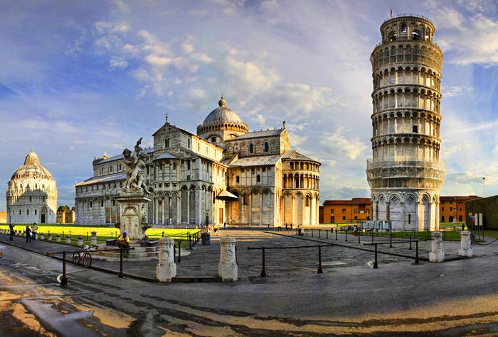 pisa ciudad 1 - Pisa, la esencia de la Toscana italiana