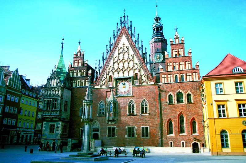 Ayuntamiento de Wroclaw Polonia - Polonia, un destino aún por descubrir