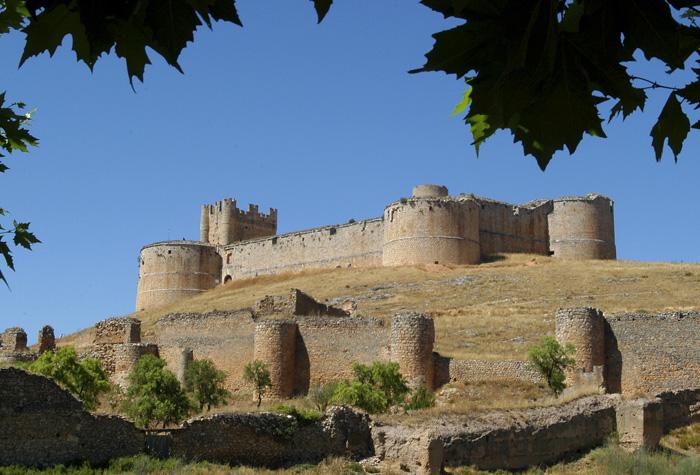 CASTILLO DE BERLANGA DE DUERO 1 - Riqueza monumental de Castilla y León