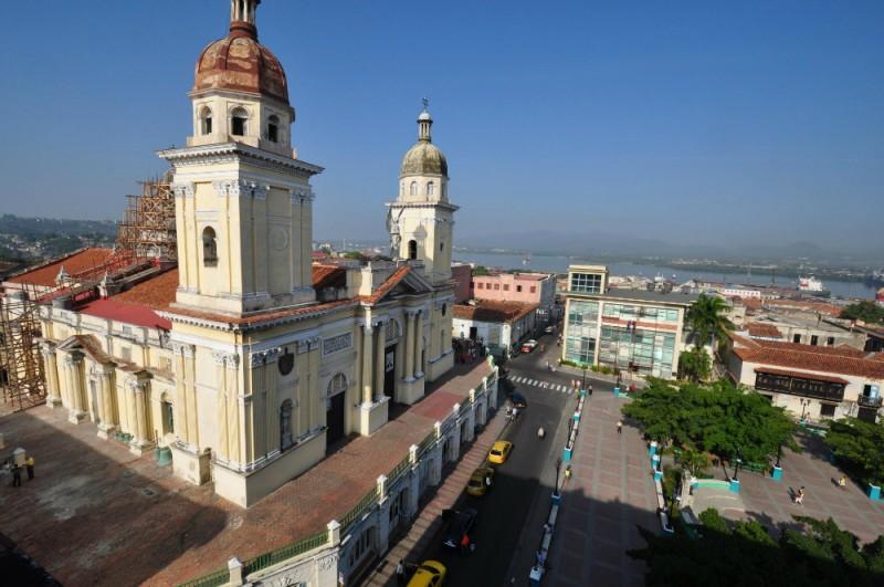 Catedral de Santiago de Cuba - Santiago de Cuba, no encontrarás un lugar igual