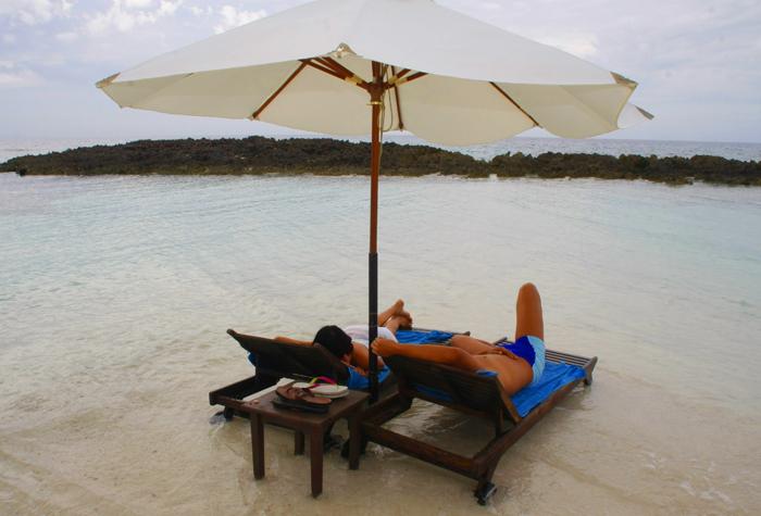 Cayos de Villa Clara relax 1 - Cayos de Villa Clara, un lujo natural casi desconocido