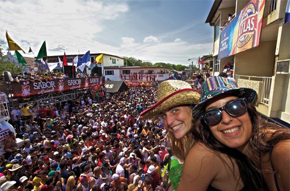 Culecos Carnavales en el interior del pais 1 - Panamá, del Caribe al Pacífico