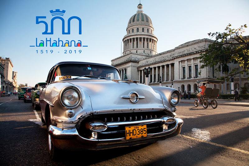 Habana Cuba almendron coche © Jorge Royan - La Habana, una experiencia inolvidable