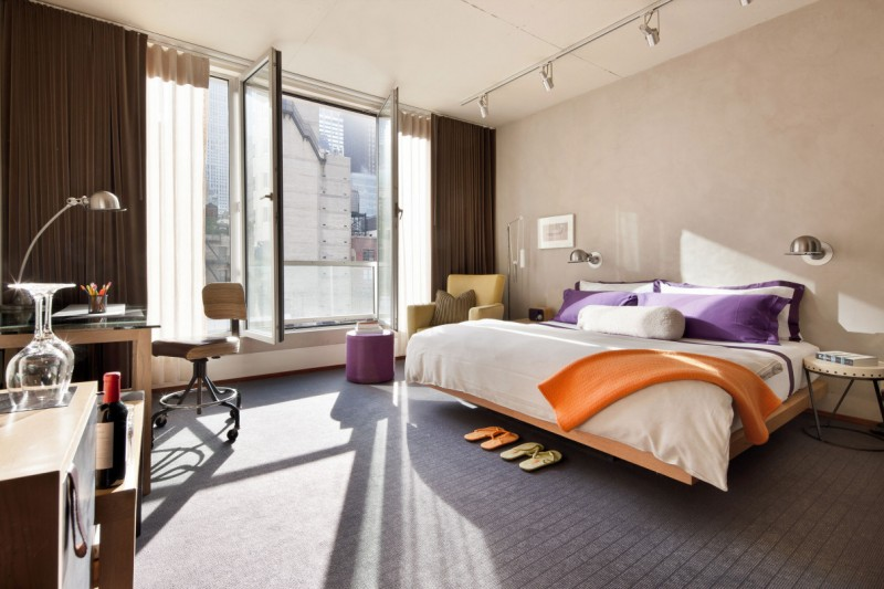 Hotel Chambers New York - Revista Más Viajes