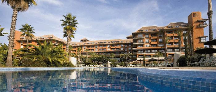 Hotel puerto antilla 0 1 - Puerto Antilla Grand Hotel, el verano anticipado