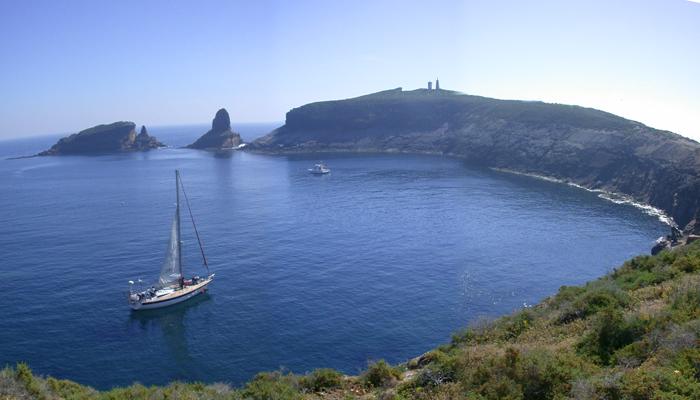 Islas columbretes 1 - Castellón, famosas playas para disfrutar