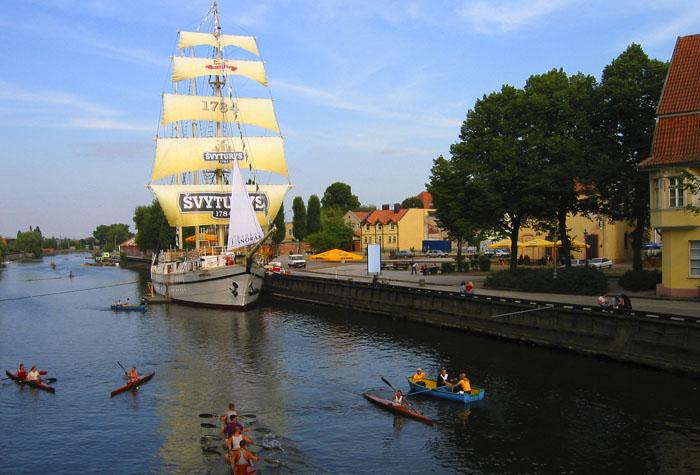 Klaipeda ciudad