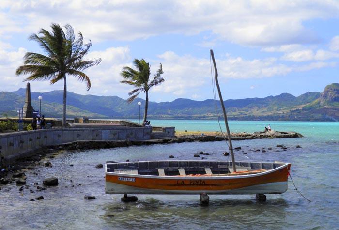 costa sur isla mauricio
