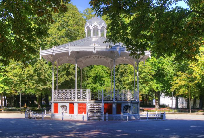 Parque de la Florida Vitoria Gasteiz 1 - Vitoria-Gasteiz, la conocida ciudad verde
