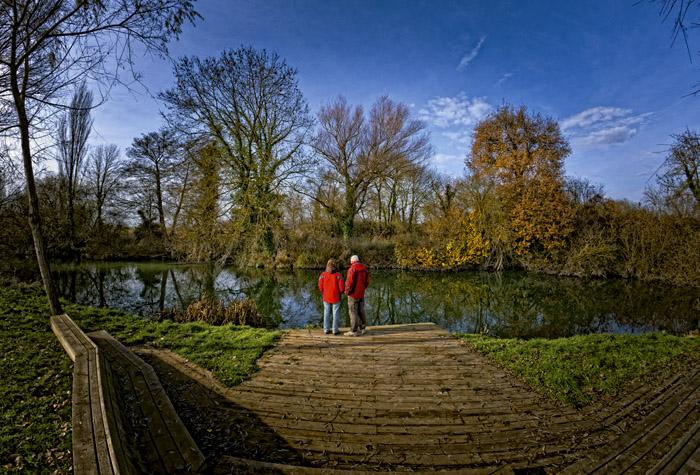 Parque del Rio Zadorra Vitoria Gasteiz 1 - Vitoria-Gasteiz, la conocida ciudad verde