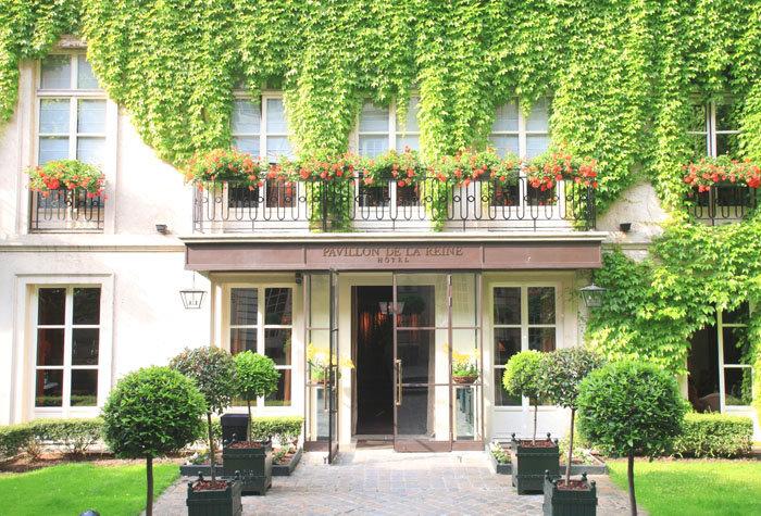 Pavillon de la Reine 1 - Ciudades de novela para este verano