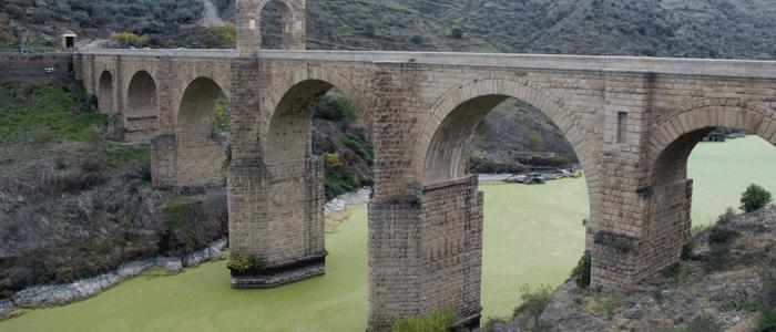 Puente de Alcantara Badajoz 1 - Badajoz, emociones y sensaciones
