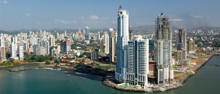 Punta Pacifica 1 - Panamá, del Caribe al Pacífico