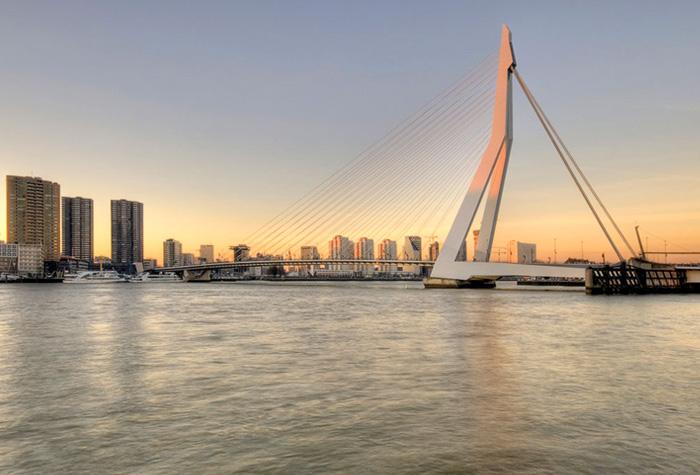Rotterdam destinos
