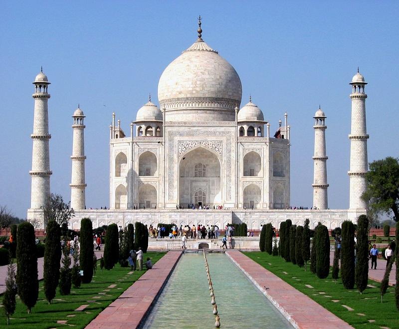 Taj Mahal India - Estancias de ensueño en tu viaje por la India