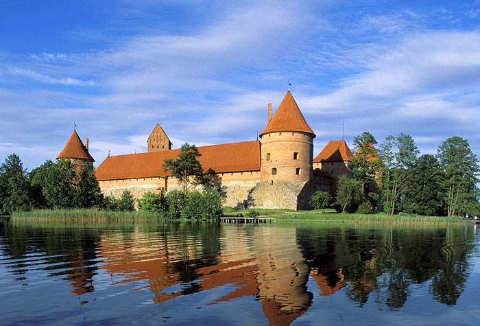 Trakay castillo gotico