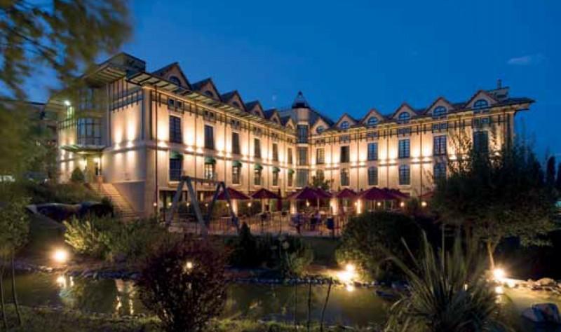 VILLA LA GUARDIA - Hotel Villa de Laguardia****