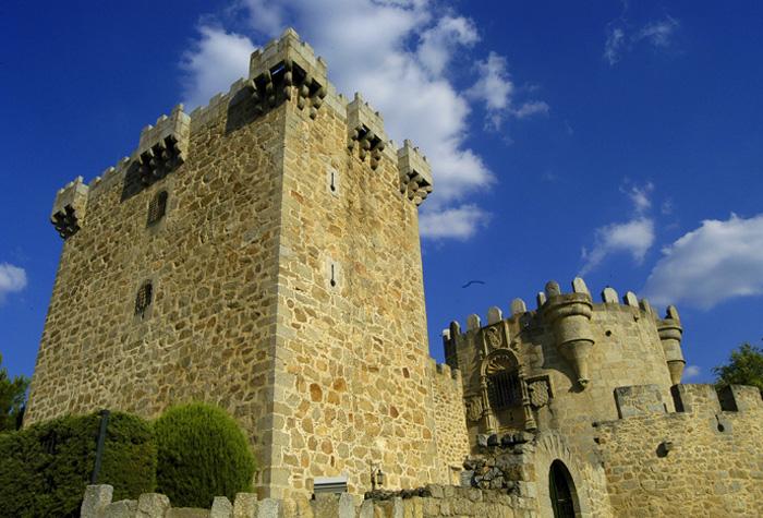 VILLAVICIOSA solosancho 1 - Riqueza monumental de Castilla y León