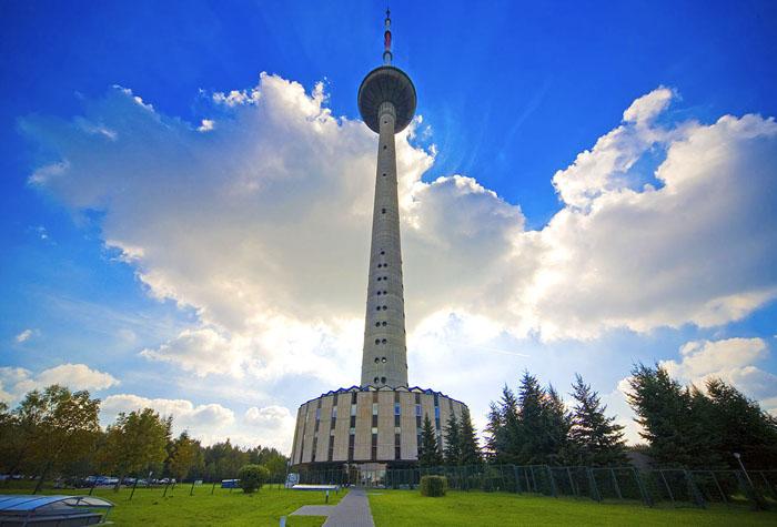 Vilnius torre