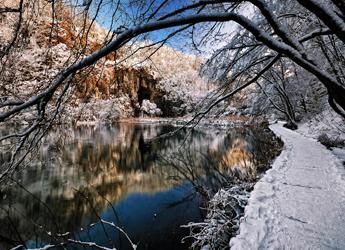 Winter in Lika