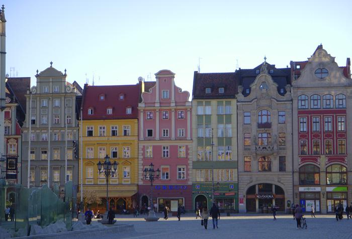 Wroclaw polonia vacaciones