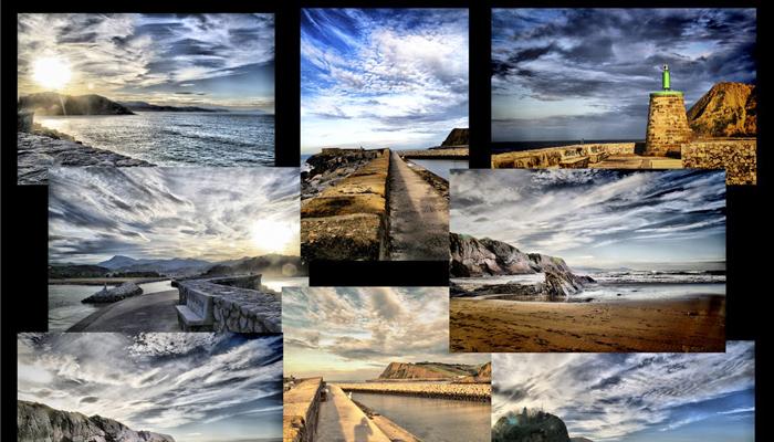 Zumaia costa vasca 1 - Costa Vasca, el famoso paisaje de mil caras