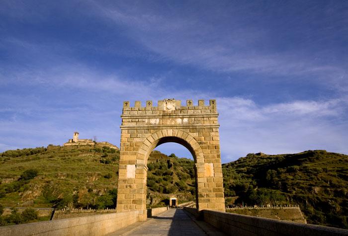 alcantara puente y arco