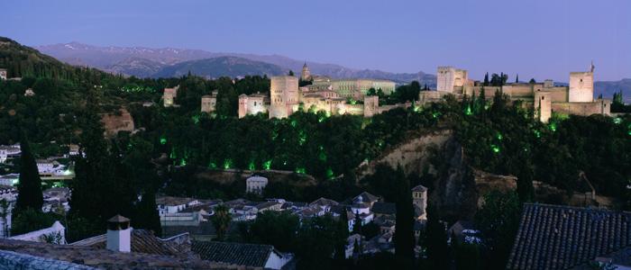 alhambra granada2 1 - Descubre la espectacular Alhambra de Granada