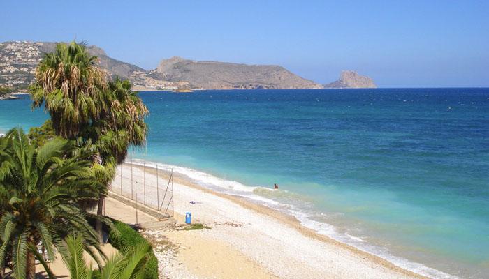altea playas