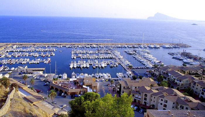 altea puerto