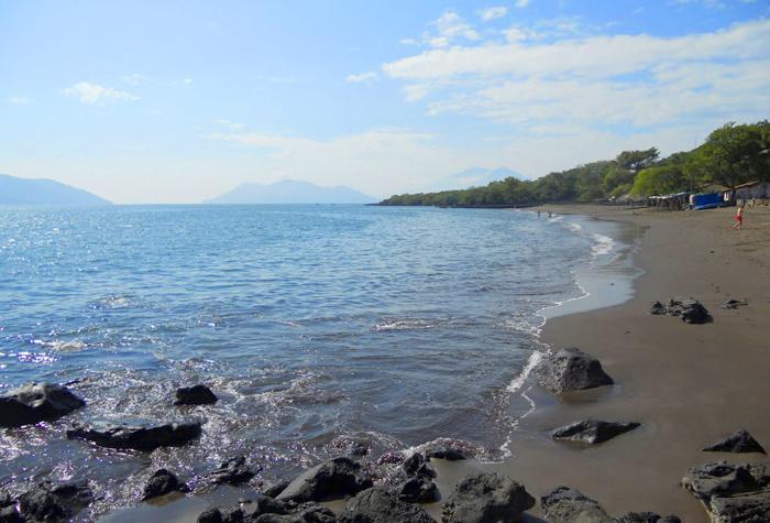 amapala playas 1 - Amapala, la desconocida perla del Pacífico