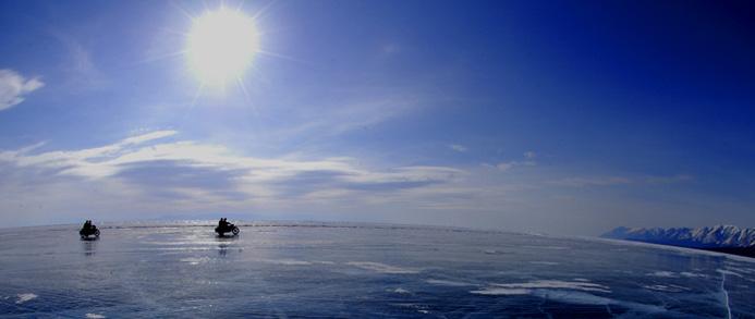 baikal 0 1 - Lago Baikal, cristal de Siberia