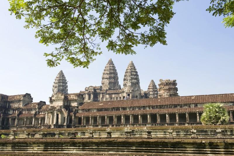 camboya palacio  - Unas vacaciones medio pagadas por los destinos, un nuevo plan turístico