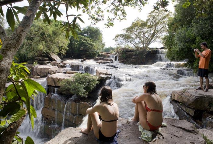 cascadas kbal chhay