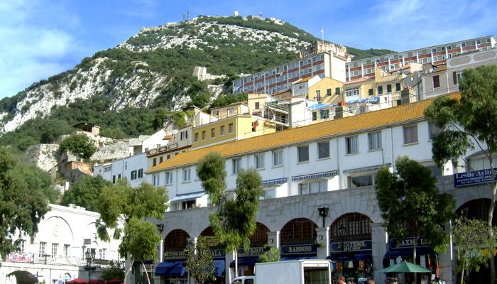 casemates square 1 - Gibraltar, la famosa Roca del Estrecho