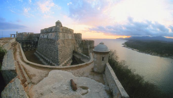 Castillo de San Pedro de la Roca del Morro