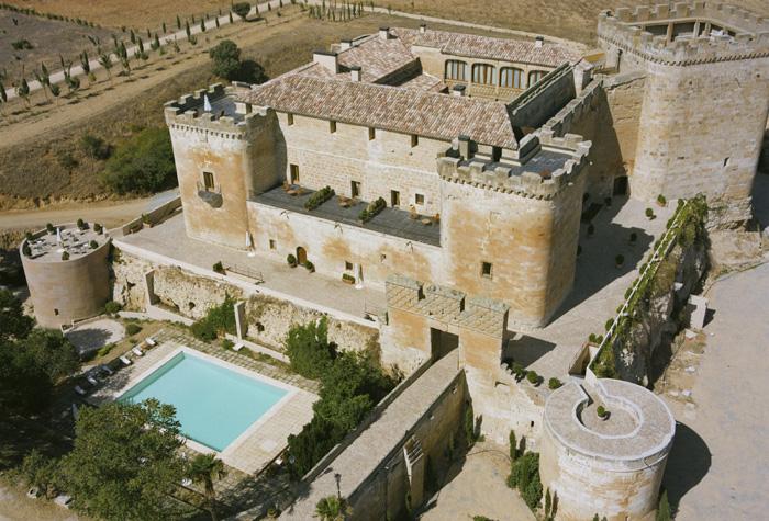 castillo palacio DEL BUEN AMOR 1 - Riqueza monumental de Castilla y León