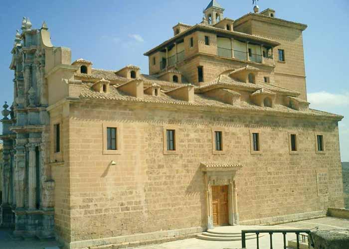 castillo santiago de la vera cruz