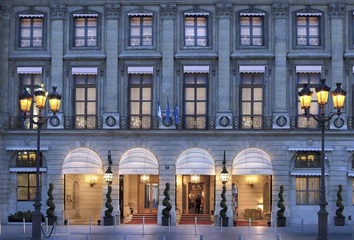 famosas hoteles Hotel Ritz Paris 1 - Hoteles en los que duermen las famosas del momento