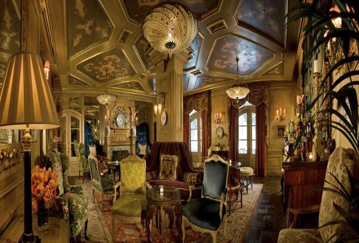 famosas hoteles The Inn At Little Washington 1 - Hoteles en los que duermen las famosas del momento