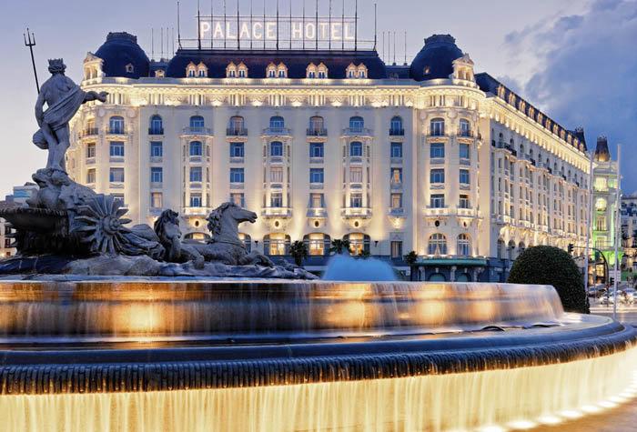 famosas hoteles The Westin Palace 1 - Hoteles en los que duermen las famosas del momento