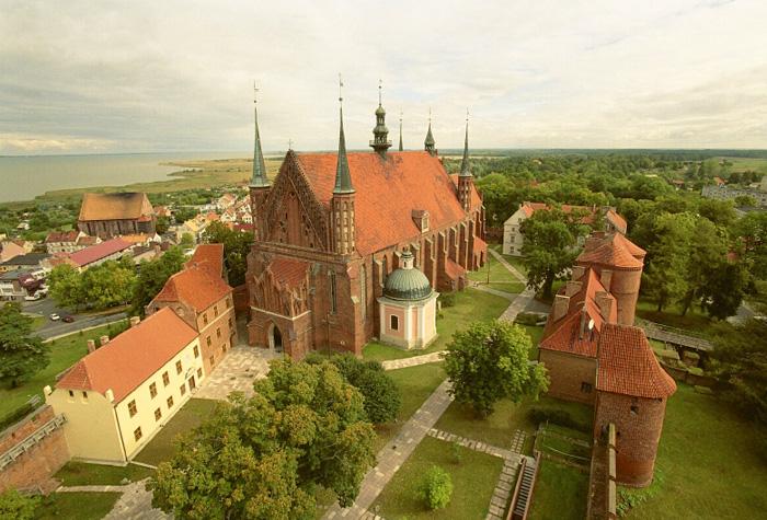frombork destino polonia vacaciones barato