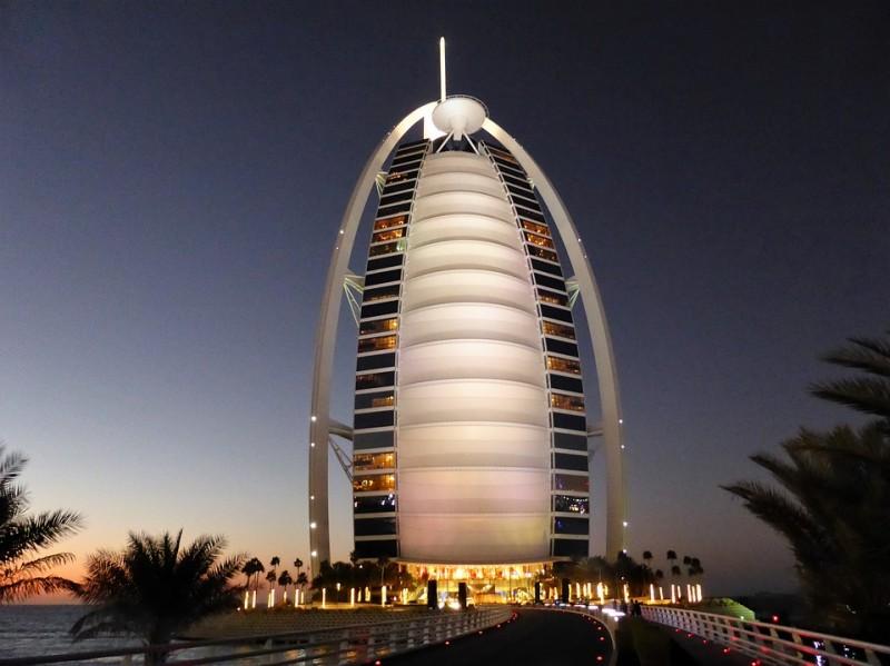 hotel burj al arab - Burj Al Arab, el hotel más lujoso del mundo está en Dubai