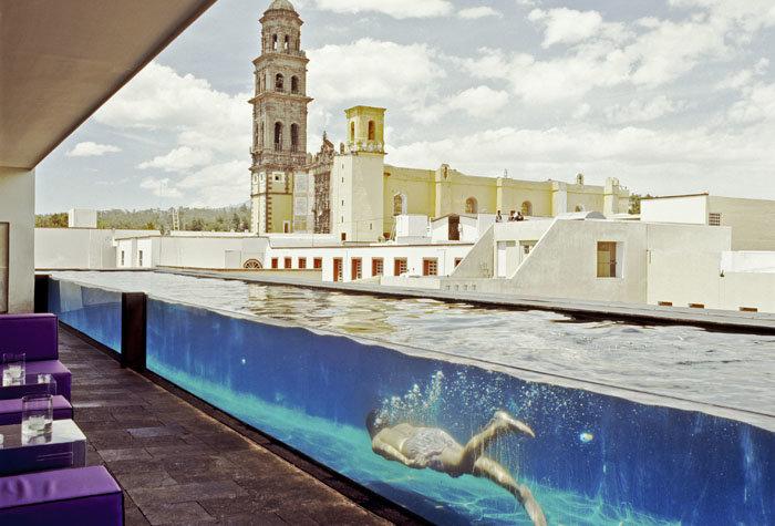 hotel la purificadora 1 - Un paseo por las mejores piscinas del mundo