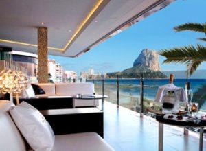 hoteles de playa de España