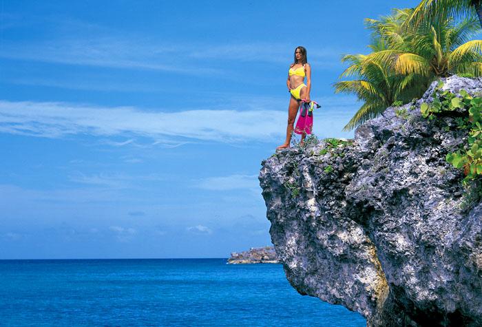 jamaica costa 1 - Jamaica, al ritmo de las palmeras