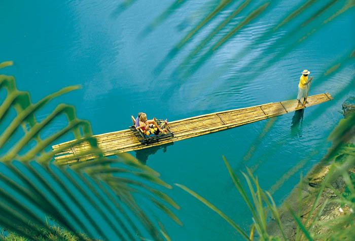 jamaica el lago azul 1 - Jamaica, al ritmo de las palmeras