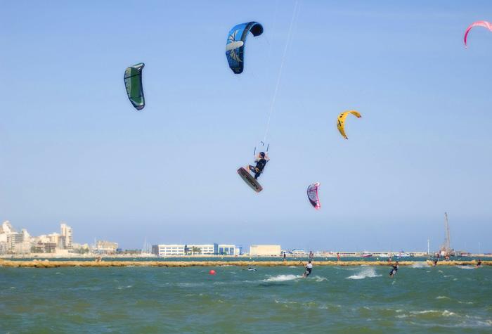 kite surf alicante costa blanca