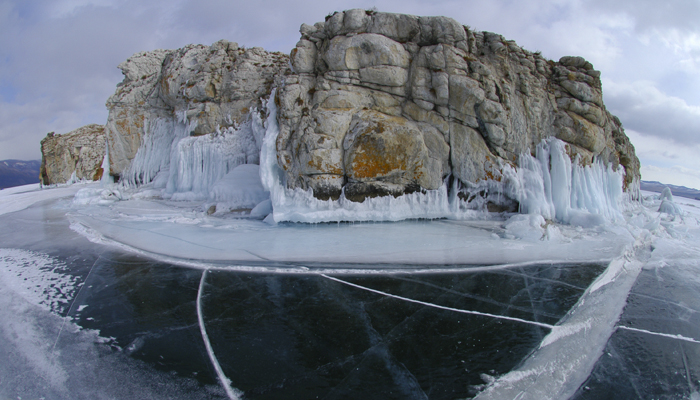 lago baikal2 1 - Lago Baikal, cristal de Siberia