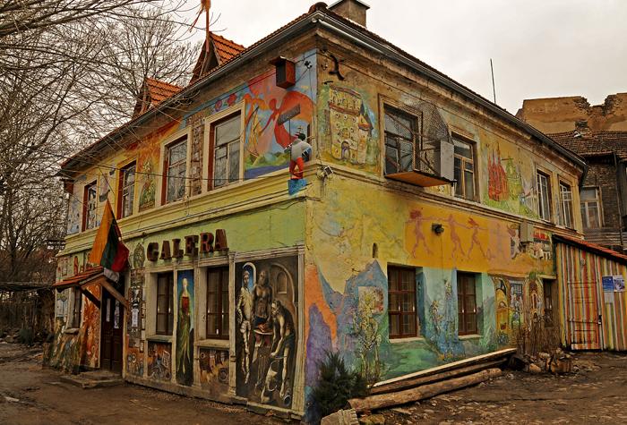 lituania barrio bohemio